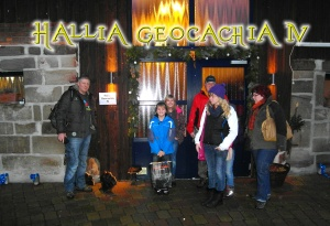 Hallia Geocachia IV 1-2012
