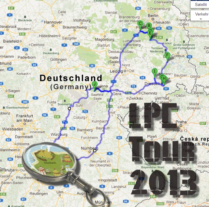 LPC Tour 2013