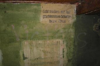 Im Bunker