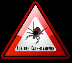 Achtung: Cacher Vampire