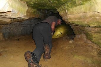 Praxis Einsatz Höhlencache
