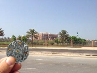 Coin auf Palm Jumairah