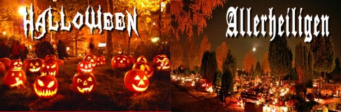 Halloween vs. Allerheiligen