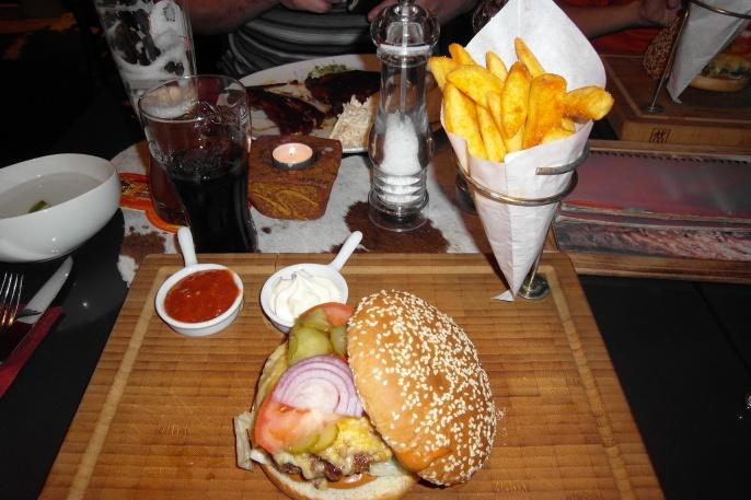 Burger für die Kids