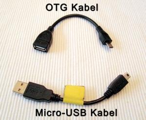Kabel Übersicht