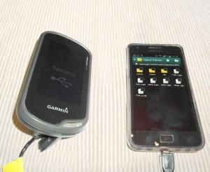 Verbindung der Geräte