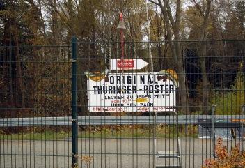 Thüringer Grenzwurst