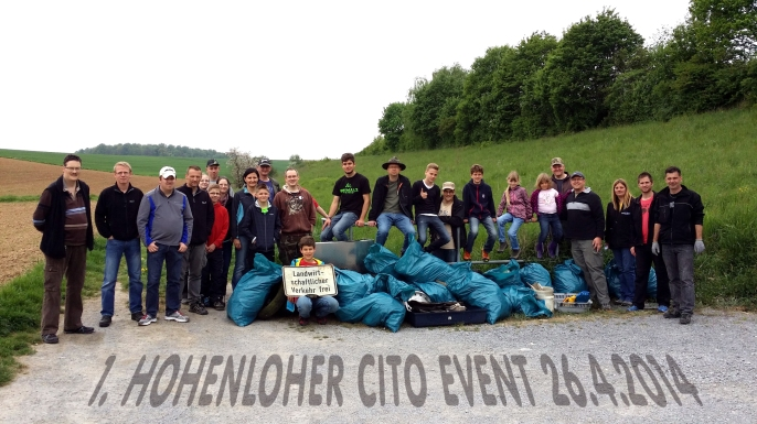 Gruppenbild CITO 2014