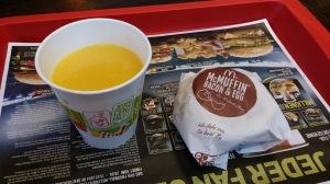 Frühstück beim Schachtelhuber